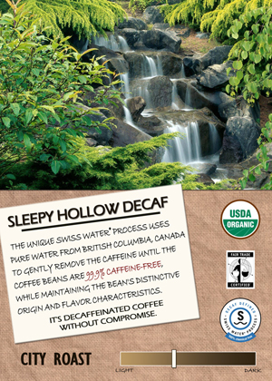 Sleepy Hollow DECAF