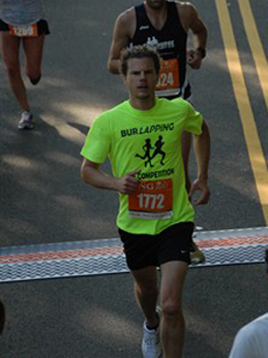 Philadelphia Distance Run 2009