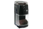 Supremo burr grinder with 17 position grind selector